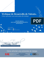 webinarobsenero2013-cmoafrontarunaentrevistadetrabajo-130111042602-phpapp01.ppt