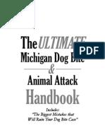 The Michigan Dog Bite and Animal Attack Handbook