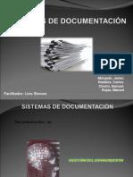 Sietema de documentacion