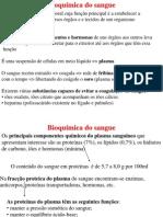 Bioquimica Do Sangue