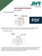 Coupling Alignment Procedure