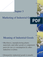 Marketing of Industrial Goods