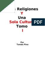 Tres Religiones y Una Sola Cultura (Tomo I, El Espiritismo)(2)