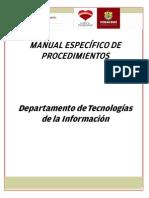 Manual Tecnologias