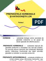 Farmacologie - Hormoni p I