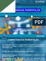 PRESENTACIÓN COMPETENCIAS PARENTALES