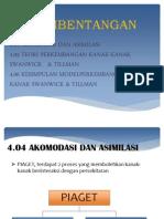 Teori Perkembangan Kanak-Kanak Swanwick and Tillman