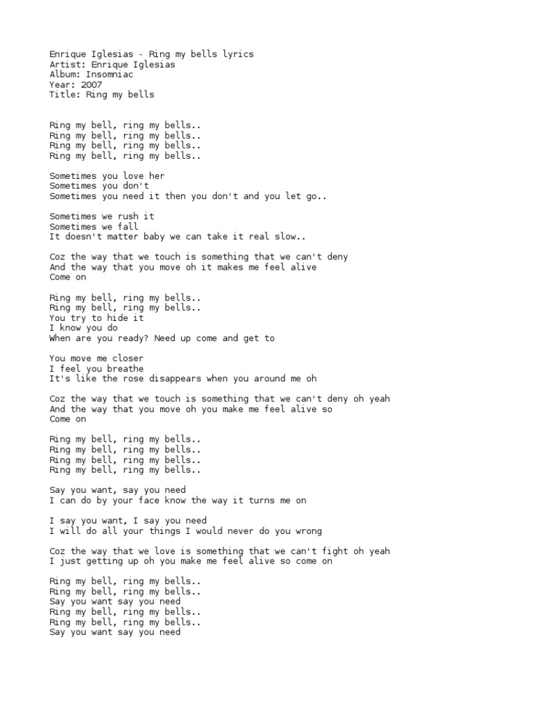 so come on let it go just let it be lyrics