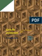 Guia Examenes Finales 2007-1-2745