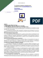 Analisis Sistemas Informacion