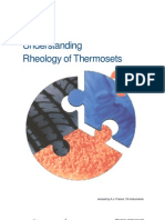 Understanding Rheology of Thermosets