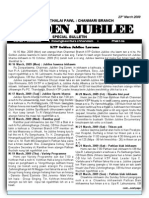 Bullettin 4 Jubilee