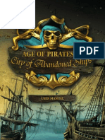 MANUAL AGE OF PIRATES 2