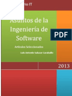 Asuntos de La Ingenieria de Software