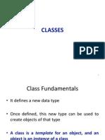 5.Classes