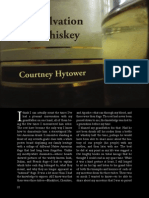 Salvation of Whiskey | Courtney Hytower