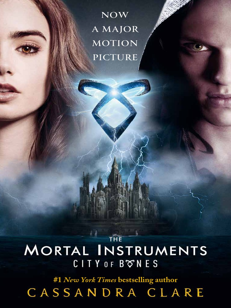 Read The First 100 Pages Of City Of Bones The Mortal Instruments