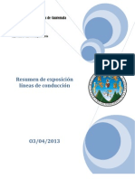 resumen de exposicon lineas de conduccion.pdf