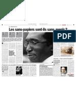 """Le Dr.Eugène Rwamucyo et """"l'immigration choisie"""""""