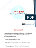 NHTSA Report on tire aging