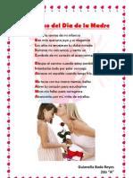 Acróstico del Día de la Madre