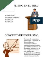 12. POPULISMO