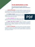 EL ARTE DE AMARGARNOS LA VIDA.doc
