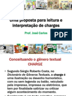 Leitura e Interpretação de Charge
