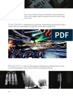 Artists in the 2013 issue of Intertext