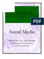 Social Media for Not for Profits