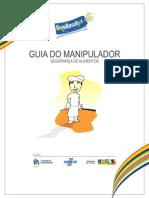 GUIA DO MANIPULADOR - SEGURANÇA DOS ALIMENTOS