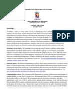 OLA Internship Positions for Summer 2013