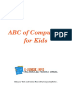 ABC of Computing for Kids eBook