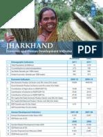 Jharkhand_factsheet HDI 2009