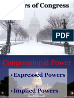 2. Powers of Congress