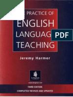 55944844 the Practice of English Language Teaching 3rd Ed Jeremy Harmer 2001