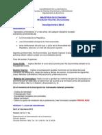 2011-11-23 - IngresoNoEconomistas2012