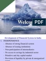 Devt Fin Sy in India
