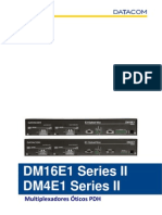 DM4E1-DM16E1 Series II - Descritivo