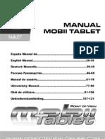 Manual Tablet 7 Gen II Multi