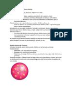 Modelos Atomicos y Cuanticos