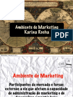 Ambiente de Marketing