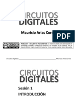 CircuitosDigitales Introduccion 2013-I