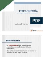 Psycrometria 1 C