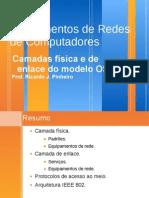 Redes parte 6 - Camadas física e de enlace do modelo OSI