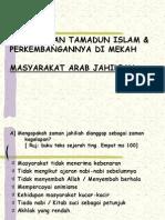 Tamadun Islam Sejarah bab4 tingkatan 4