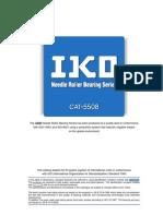 IKO Bearing Catalog