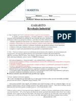 Gabarito Rev Industrial