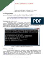 Escrevendo C / C++ No NetBeans 6.5 Com MinGW