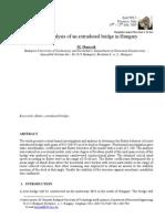 Fluttering Analysis-extradosed Bridge